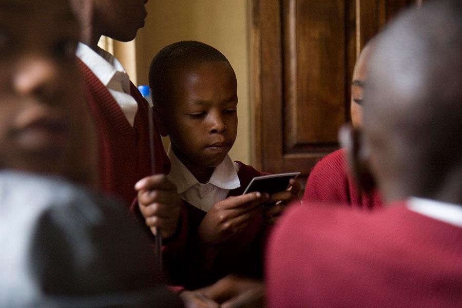 Literacy through Photography – Tanzania
