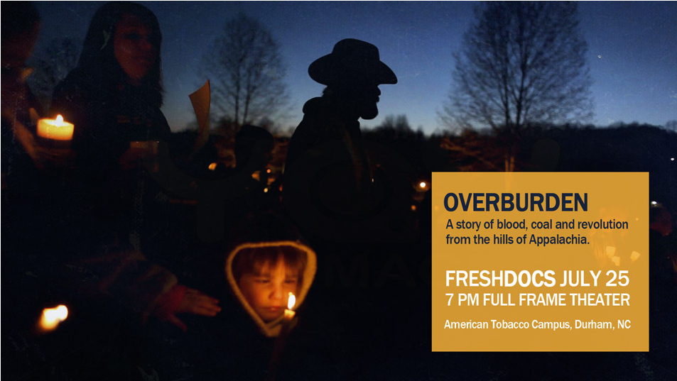 "StoryMine News /// ""Overburden"" at FreshDocs"