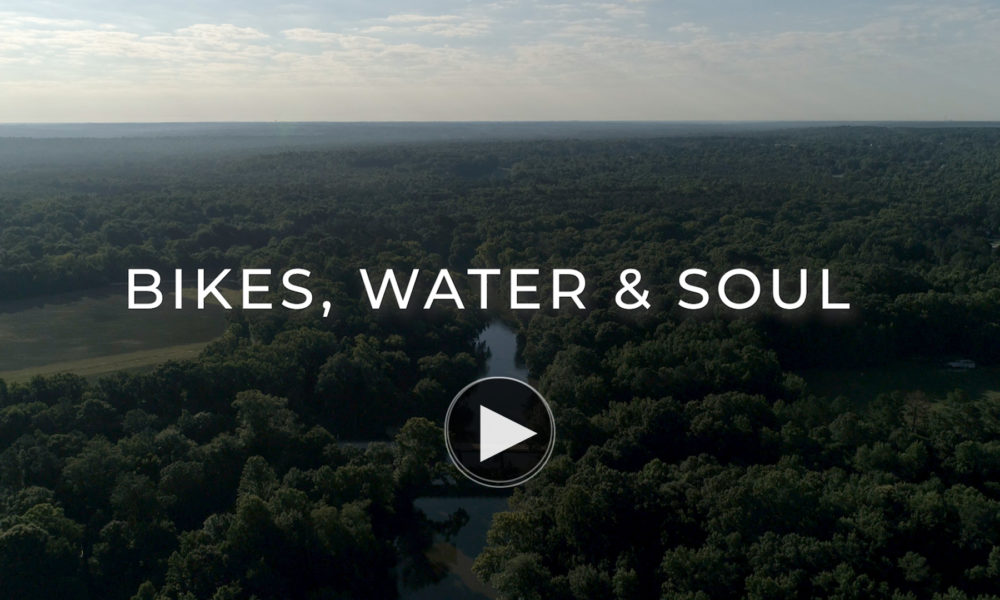 Bikes, Water & Soul